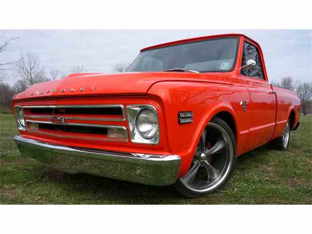 1968 Chevrolet C/K 10 | 968265