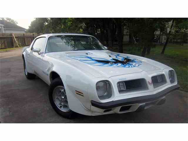 1975 Pontiac Firebird Trans Am | 968269