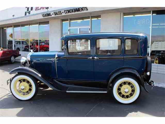 1930 Ford Model A | 968271