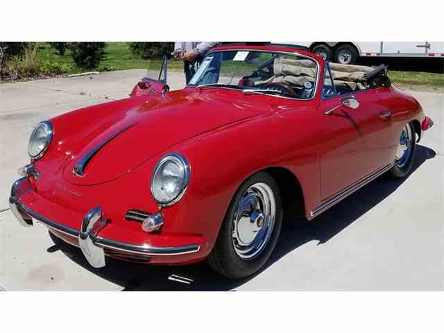 1960 Porsche 356A | 968272