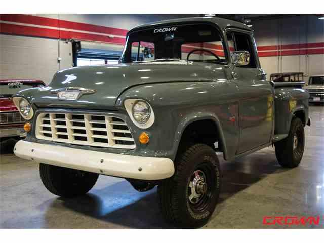 1955 Chevrolet 1/2 Ton Pickup | 968277