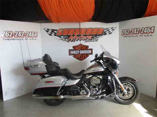 2015 Harley-Davidson® FLHTK - Ultra Limited   968290