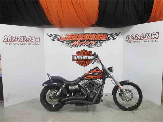 2012 Harley-Davidson® FXDWG - Dyna® Wide Glide® | 968292
