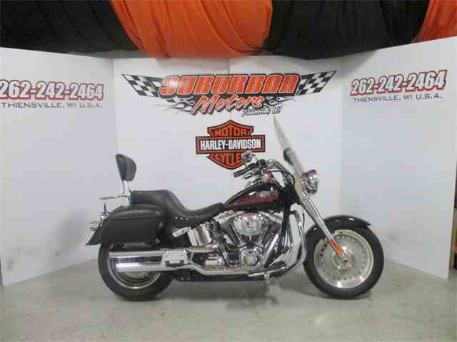 2007 Harley-Davidson® FLSTF - Softail® Fat Boy® | 968294