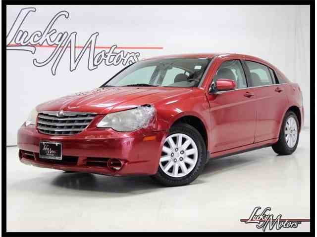 2007 Chrysler Sebring Sedan | 968296