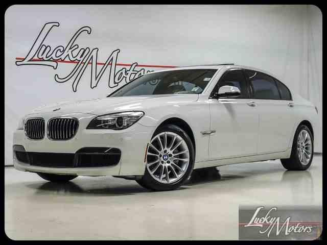 2014 BMW 7 Series | 968298