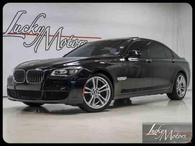 2014 BMW 7 Series | 968299