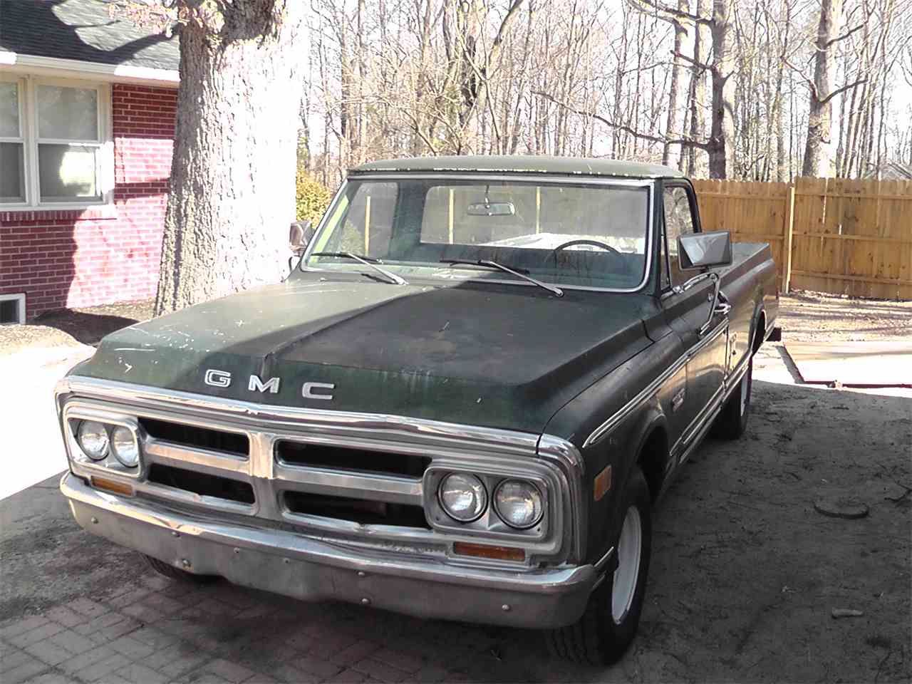 Large Picture of '71 Pickup - KKSZ