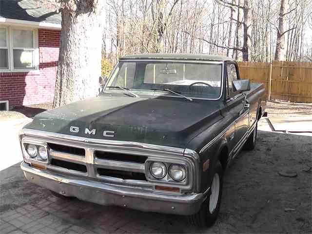 1971 GMC Pickup | 960083