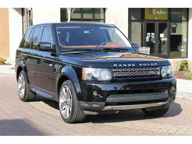 2012 Land Rover Range Rover Sport | 968305