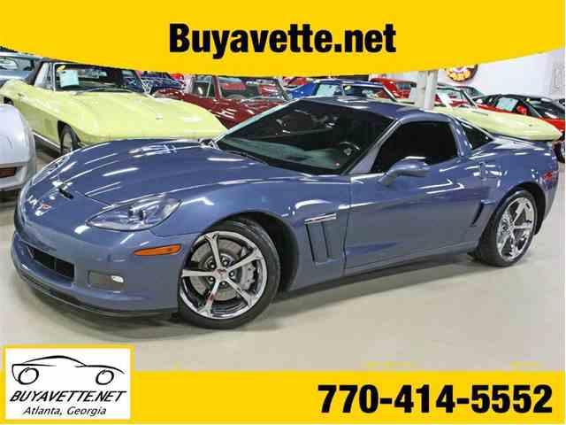 2011 Chevrolet Corvette | 968311