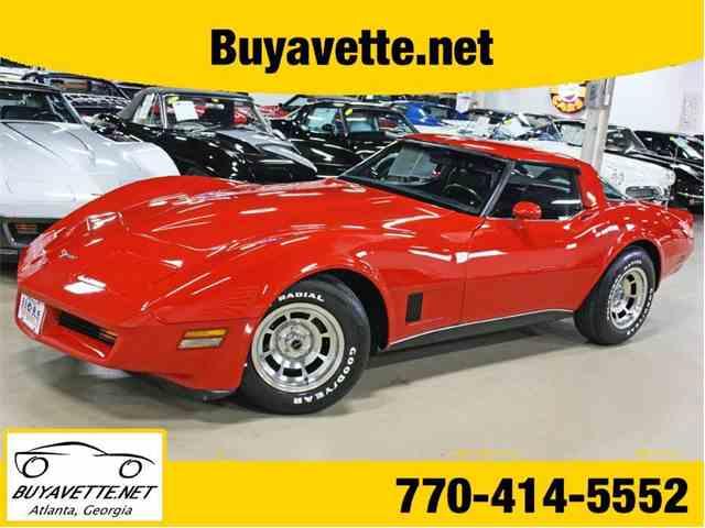 1980 Chevrolet Corvette | 968313