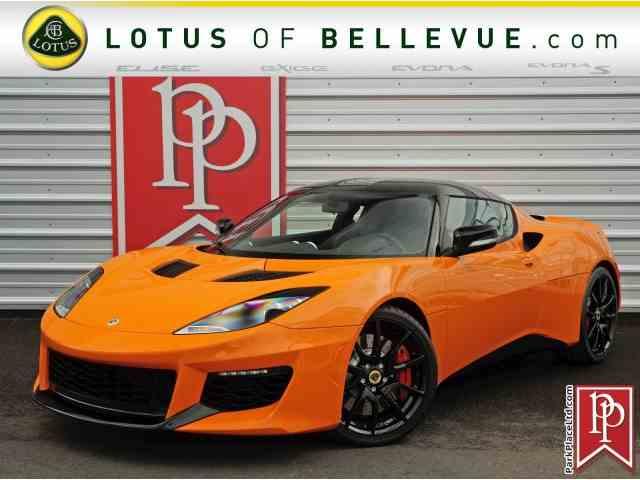 2017 Lotus Evora 400 | 968334