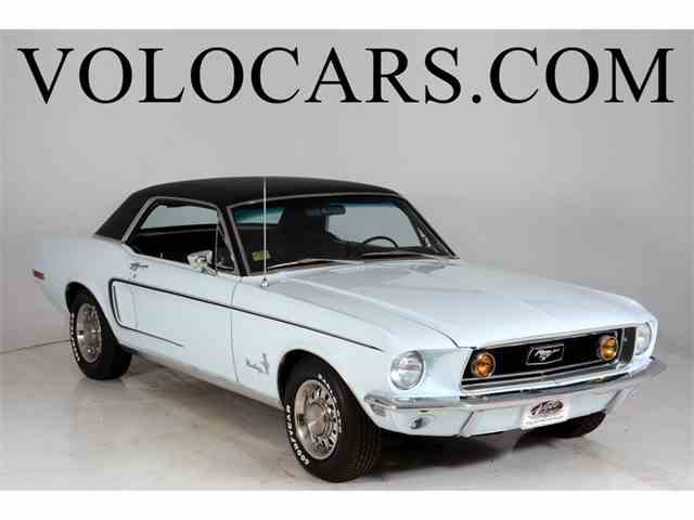 1968 Ford Mustang | 968337