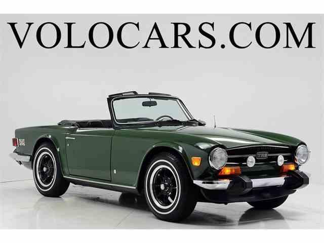 1974 Triumph TR6 | 968338