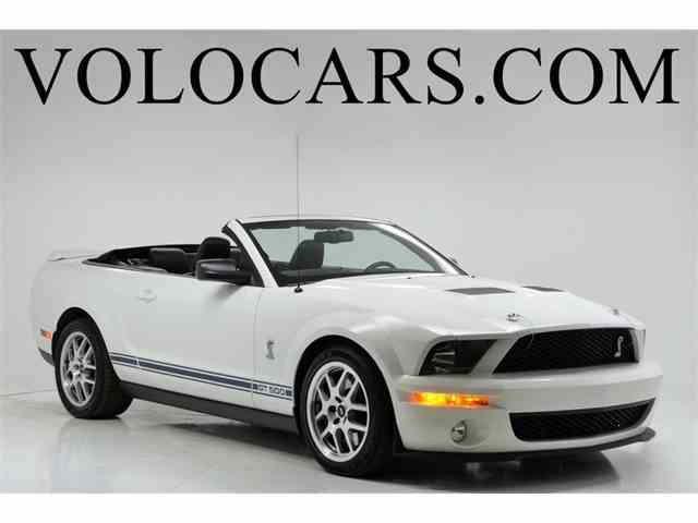 2007 Shelby GT500 | 968339