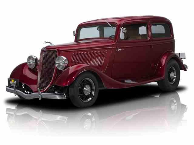 1933 Ford Sedan | 968341