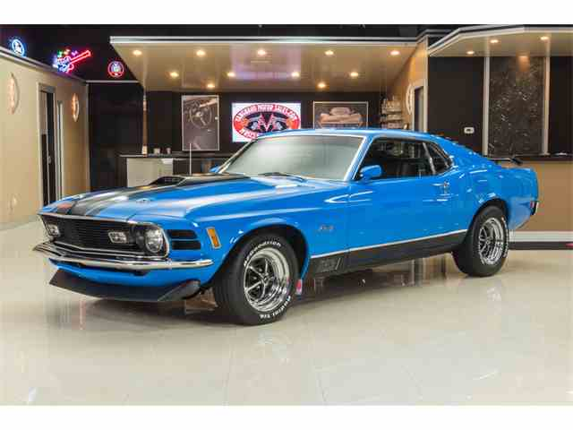 1970 Ford Mustang Mach 1 | 968345