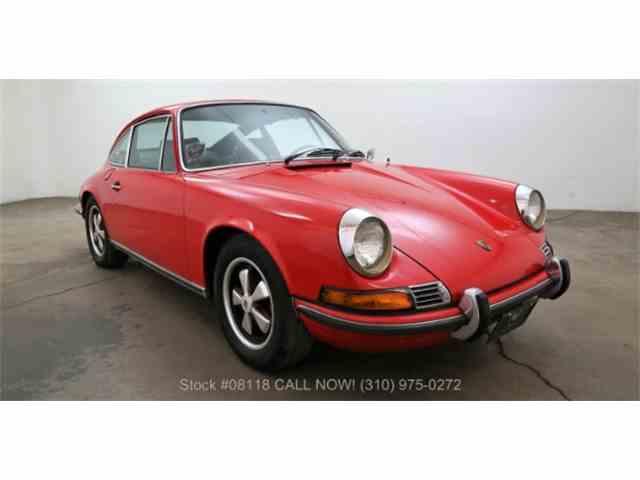 1972 Porsche 911T | 968347