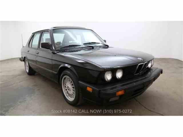 1988 BMW M5 | 968349