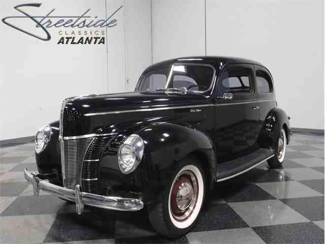 1940 Ford 2-Dr Sedan | 968354