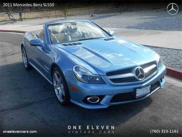 2011 Mercedes-Benz SL55 | 968356