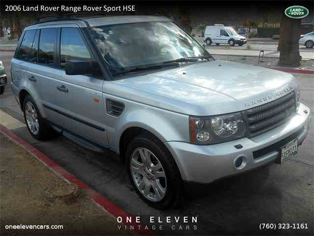 2006 Land Rover Range Rover Sport HSE | 968357