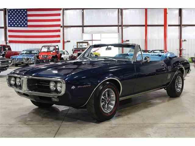 1967 Pontiac Firebird | 968359