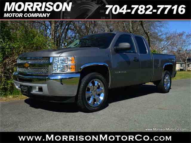 2012 Chevrolet Silverado | 968364