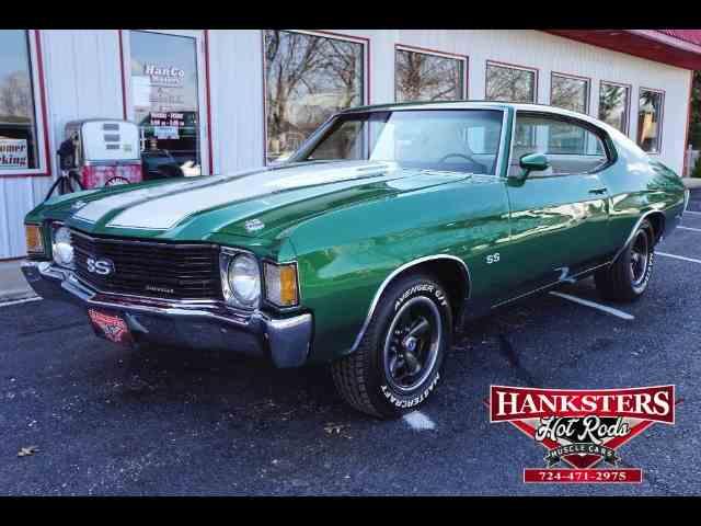 1972 Chevrolet Chevelle | 968369