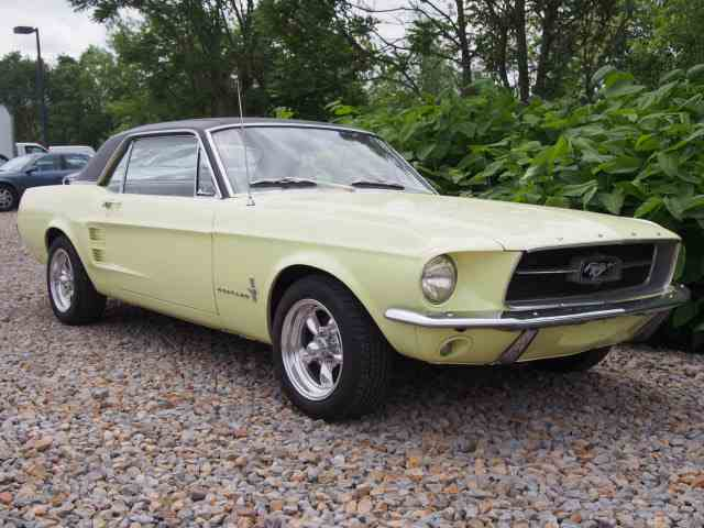 1967 Ford Mustang | 968375
