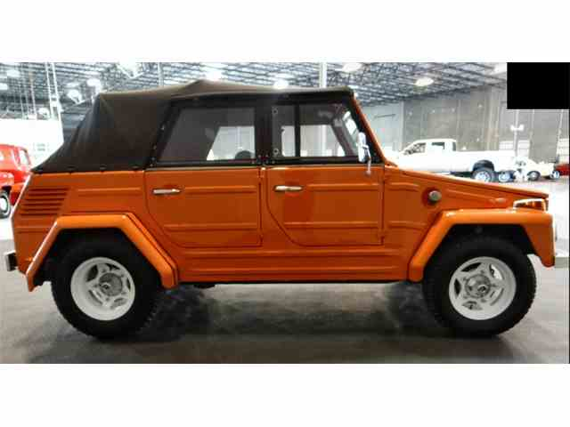 1974 Volkswagen Thing | 968380