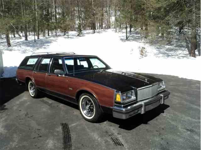 1985 Buick LeSabre Wagon | 968385