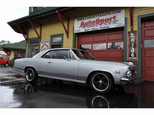 1966 Chevrolet Chevelle | 968387