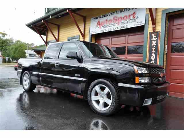 2003 Chevrolet Silverado | 968388
