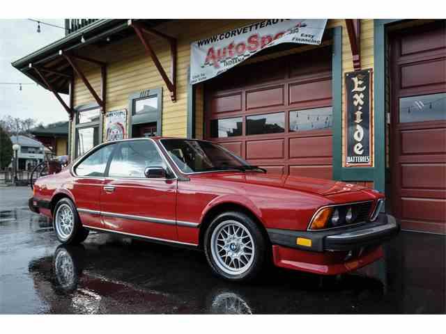 1985 BMW 635csi | 968391