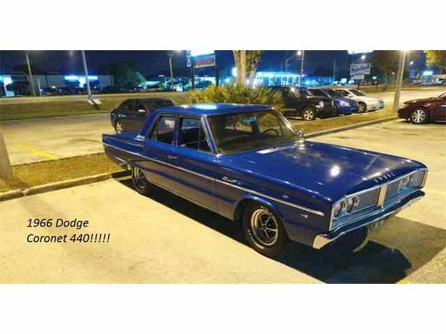 1966 Dodge Coronet 440 | 968393