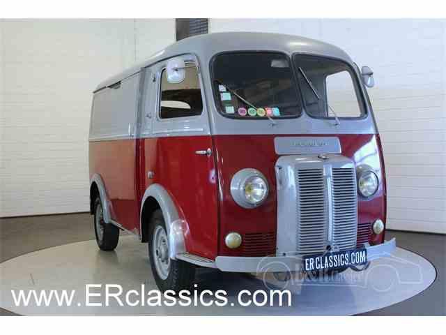1962 Peugeot D4B | 960084