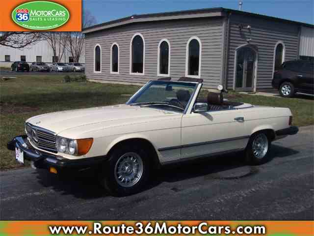 1985 Mercedes-Benz 380SL | 968410