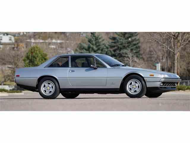 1986 Ferrari 412 GT | 968412