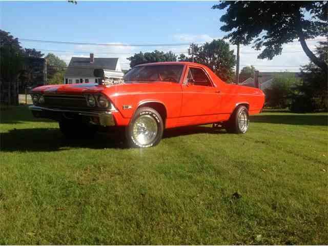 1968 Chevrolet El Camino | 968415