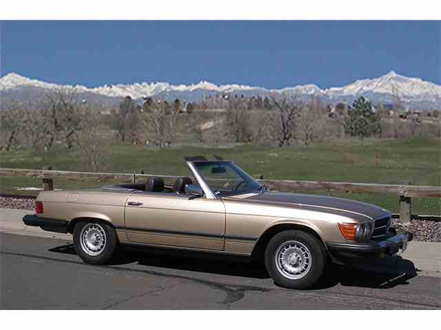 1980 Mercedes-Benz 450SL | 968421