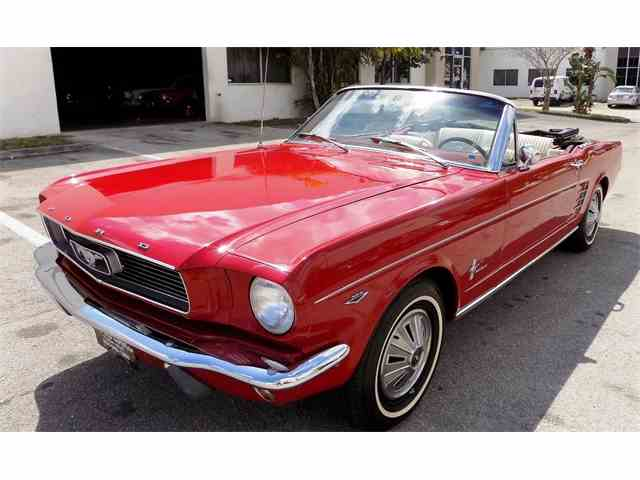 1966 Ford Mustang | 968422