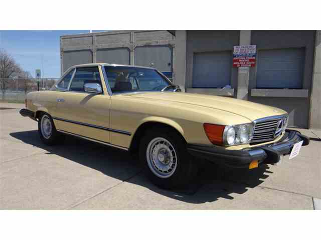 1981 Mercedes-Benz 380SL | 968432