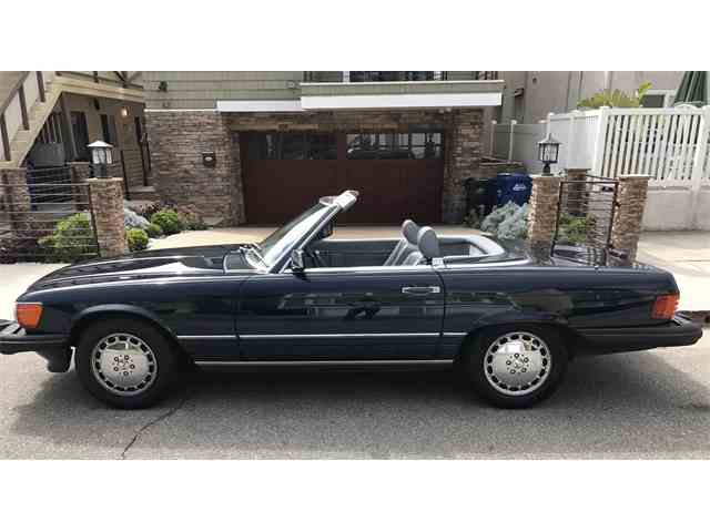 1989 Mercedes-Benz 560SL | 968433