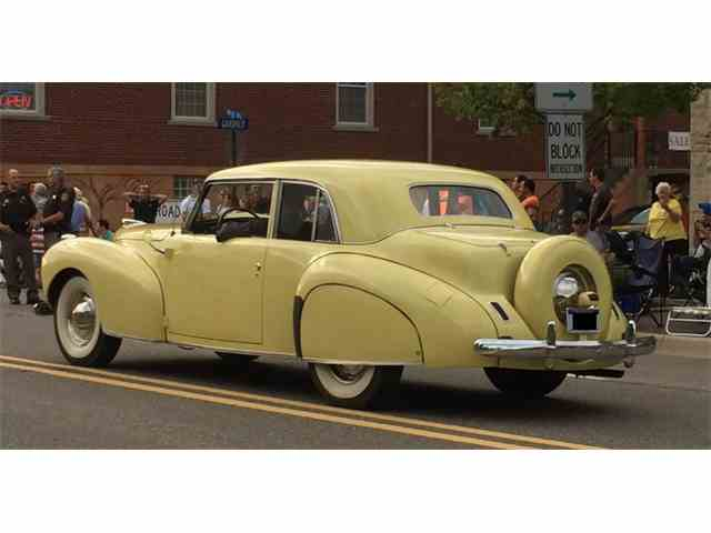 Picture of 1941 Lincoln Continental located in Shelby Twp MICHIGAN Offered by a Private Seller - KR8Y