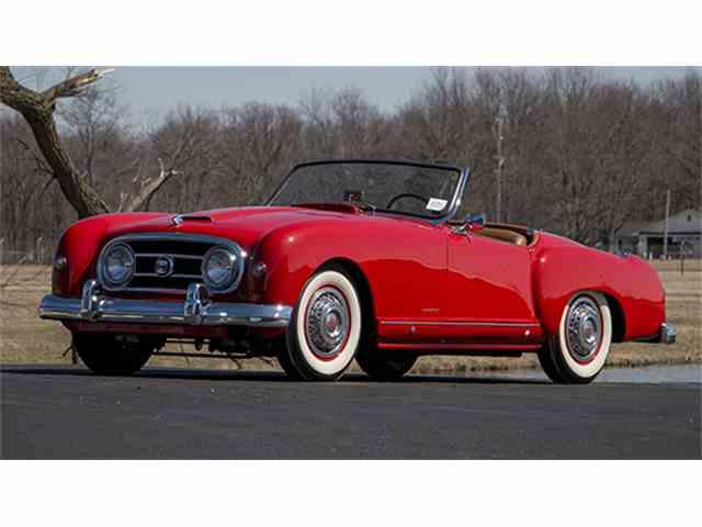 1953 Nash Healey | 968439