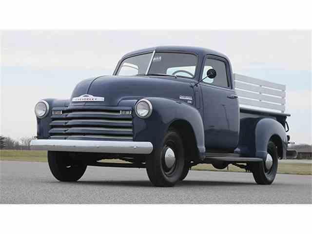 1950 Chevrolet 3100 1/2-Ton Pickup | 968441