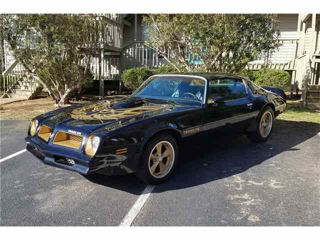 1976 Pontiac Firebird Trans Am | 968445