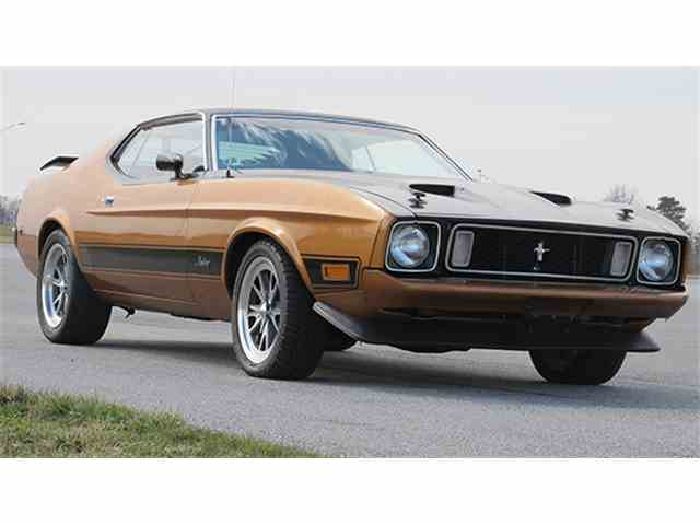 1973 Ford Mustang Mach 1 | 968446
